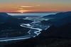 'Mawddach Dusk' (Kristofer Williams) Tags: sunset landscape mawddach estuary river wales mountains twilight dusk hills outdoor coast barmouth mawddachestuary