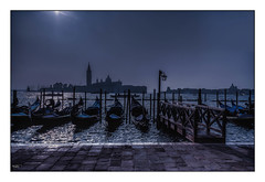 Venezia (Kevin, from Manchester) Tags: adriatic architecture building canals canon1855mm gondolas hdr harbour historical italy kevinwalker photoborder thegrandcanal venice waterways venezia