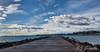 Camino al mar (J.Gargallo) Tags: benicassim castellón comunidadvalenciana cielo cieloazul blue bluesky sky nubes clouds mar marmediterraneo sea mediterranean mediterraneansea canon canon450d canonefs18200 españa eos eos450d 450d
