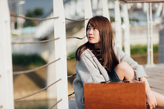 DSC00042 (WillyYang) Tags: sonyalpha a7s fiona portrait taiwan chilly artist beauty 85mm canon85mmf18 85mmf18 ef85mmf18