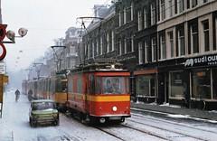 Het betere Bolwerk (Peter ( phonepics only) Eijkman) Tags: amsterdam city gvb reflectionsofthepast tram transport trams tramtracks rail rails ema strassenbahn streetcars trolley nederland netherlands nederlandse noordholland holland