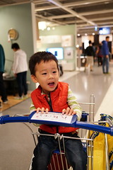 IMG_20170102_104950 (DeanMa1983) Tags: 外出 晨晨 a6000 funny ikea perfect sel24f18z sony