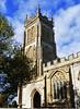 Blessed Virgin Mary, Huish Episcopi (grassrootsgroundswell) Tags: church englishparishchurch churchtower somerset huishepiscopi