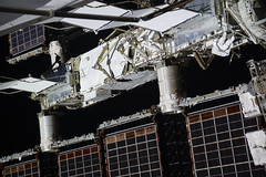 Where's Shane? (europeanspaceagency) Tags: thomaspesquet spacewalk iss nasa esa space eva proxima astronauts