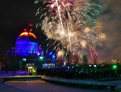 Panasonic FZ1000, Fireworks, Vieux-Port, Montréal, 7 January 2017 (7) (proacguy1) Tags: panasonicfz1000 fireworks vieuxport montréal 7january2017