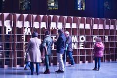 Gabonak Arte (Azkuna Zentroa) Tags: alhondiga alhondigabilbao azkunazentroa bilbao cultura infantil arte arquitectura taller sonido