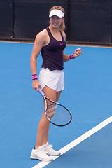 Olympic Park, NSW Australia (~Elver) Tags: wtp tennis apiainternationalsydney australia sydney sydneyolympicpark atp sydneyolympicparktenniscentre eugeniebouchard newsouthwales au