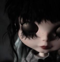Sweet Dreams (Tsu' Suzy-Rose) Tags: blythe blythedoll doll eyes dreams blytheooak custom