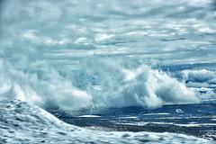 STRANGE WEATHER (Aspenbreeze) Tags: grandmesa fog colorado grandmesacolorado foggyday clouds weather sky snow winter landscape outdoors bevzuerlein aspenbreeze moonandbackphotography
