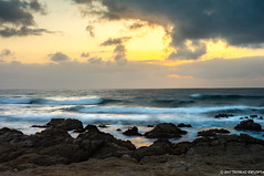 Monterey Surf (tom911r7) Tags: leicas asilomar beach big sur tom911r7 sunset storm leica camera akademieusa thomas brichta coast monterey bay surf rocks asilomarbeach bigsurcoast bigsur leicaakademieusa leicacamera montereybay thomasbrichta