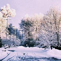 Last Winter   #winter #sunrise #wisconsin  #beautifulsight #winterwonderland #coldoutside (maggiejaskolski) Tags: winter sunrise wisconsin beautifulsight winterwonderland coldoutside