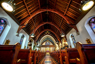St. John the Evangelist Episcopal Church, Newport, RI (Explored 15 March 2017)