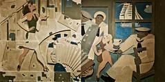 Sailor'sbar (1929) - José de Almada Negreiros (1893-1970)