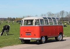 VW T1 Spijlbus Samba  01-1961  EG-29-98 (harry.pannekoek) Tags: vw samba t1 spijlbus eg2998 011961