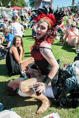 """Draged up for Plymouth Pride 2015 • <a style=""""font-size:0.8em;"""" href=""""http://www.flickr.com/photos/66700933@N06/20438557288/"""" target=""""_blank"""">View on Flickr</a>"""