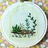 "Succulent Mini Hoops • <a style=""font-size:0.8em;"" href=""http://www.flickr.com/photos/29905958@N04/20617542154/"" target=""_blank"">View on Flickr</a>"
