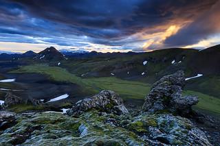 Hvanngil, Iceland