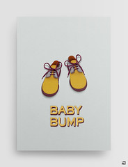 Baby Bump (binalogue) Tags: baby film college festival movie poster icon biennale bump iconographic babybump