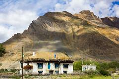 Local houses of Spiti (marcusfornell) Tags: houses india mountains asia asien valley local peaks himalaya indien tabo himalayas spiti himachalpradesh southasia kinnaur kaza lahaul sdasien