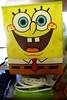 SPONGEBOB..... (Daisy.Sue) Tags: spongebobsquarepants brightlycolored putnamcounty carmelny childslamp kentrecyclecenter summer2015 yellowbluebrownwhitegreenblack polyethylenevinyl