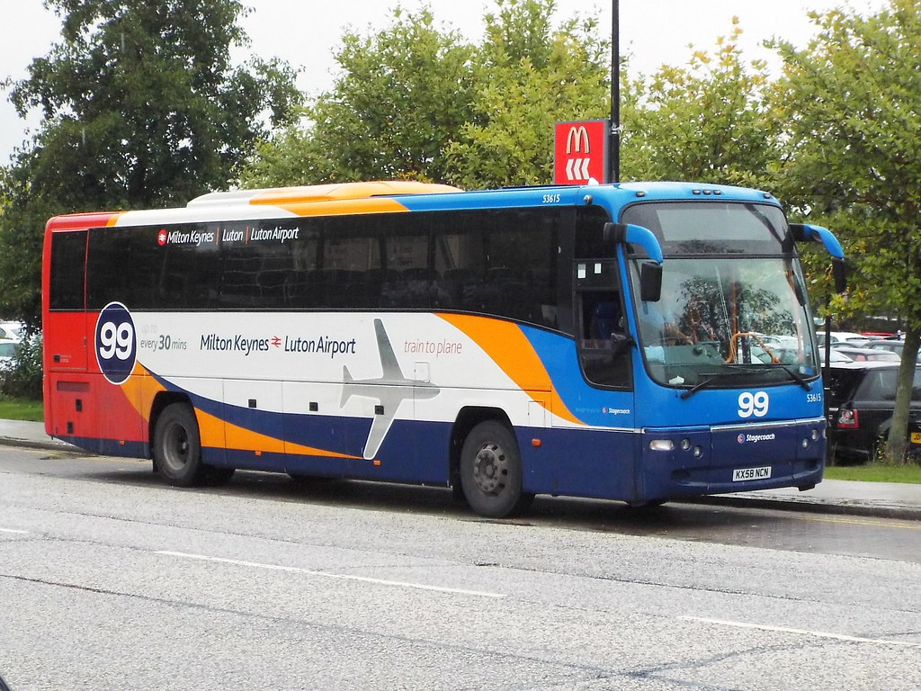 The world 39 s best photos of miltonkeynes and route flickr for Time table bus 99