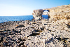 Azure Window, Dwejra Bay, Gozo Region, Malta (West Tribe) Tags: azure window azule blue water coast coastal sea mediterranean maltese malta island gozo europe european eu
