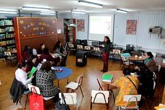 Capacitación profesores