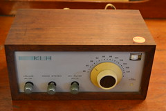 """KLH MODEL EIGHTEEN FM MULTIPLEX TUNER. • <a style=""""font-size:0.8em;"""" href=""""http://www.flickr.com/photos/51721355@N02/21854334180/"""" target=""""_blank"""">View on Flickr</a>"""