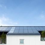 太陽光・熱ハイブリッドシステムの写真