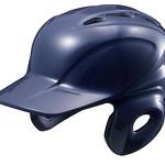 硬式野球用バッティングヘルメットの写真