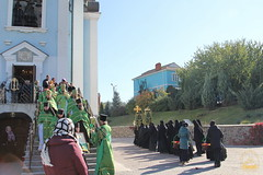 41. The commemoration day of St Sergius of Radonezh in Bogorodichnoe village / Праздник Прп. Сергия Радонежского в Богородичном
