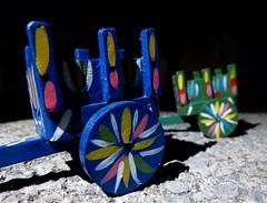 tiny raicing (jvcluis) Tags: light night painting toy crafts led tiny wheelbarrow flickrfriday raicing