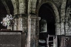 St. Aldhelm's Chapel (juliet22) Tags: church photography interior pillar chapel arches dorset