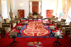 Independence Palace (Reunification Palace) (geoftheref) Tags: city travel vacation holiday asia propaganda palace vietnam chi ho independence minh saigon dinh reunification lp nht c geoftheref thng