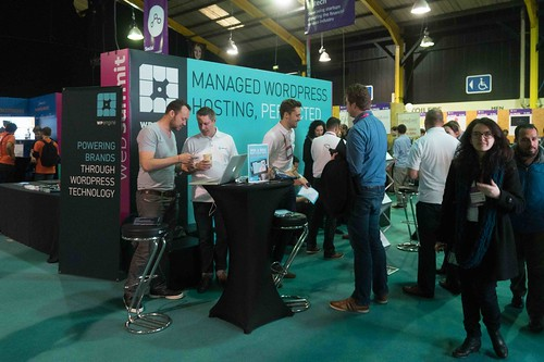 WPENGINE AT THE WEB SUMMIT IN DUBLIN [ DAY 3 - 2015]--109937