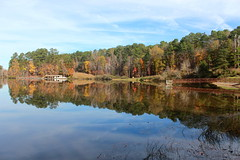 Remember me (Sam0hsong) Tags: autumn reflections northcarolina sunny margaretmead rememberme diamondclassphotographer