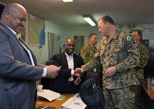African standby force, U.S. forge new partnership