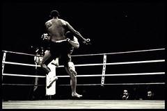 Boxe (Dimitri, Franck) Tags: blackandwhite boxing fighting combat boxe freefight mma mixedmartialarts combatlibre