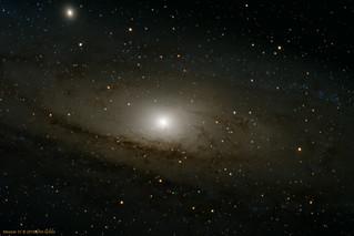Messier 31 - Andromeda Galaxy