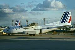 F-BUFS (Air France - Poste) (Steelhead 2010) Tags: poste airfrance freg mbb transall c160 aerospatiale ory fbufs