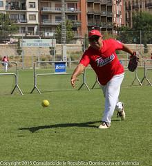 """""""Torneo de Sóftbol de la Confraternidad Dominicana"""" en Valencia – 30 de agosto 2015 • <a style=""""font-size:0.8em;"""" href=""""http://www.flickr.com/photos/137394602@N06/23394978606/"""" target=""""_blank"""">View on Flickr</a>"""