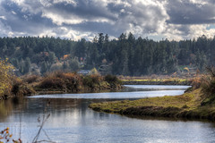 Cowichan Estuary - Cowichan Bay, Vancouver Island, British Columbia, Canada (Toad Hollow Photography) Tags: ocean canada water beauty birds river landscape bc britishcolumbia wildlife estuary vancouverisland hdr cowichan cowichanbay cowichanriver