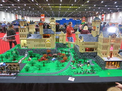 IMG_1182 (Eiker86) Tags: city brick london castle plane airplane frozen lego bricks ironman movies elsa ghostbusters marrypoppins excel mocs staypuft moc afol brick15 unikitty afolcon nexoknights brick2015 staypoft