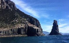 Cape Pillar. Tasmania.