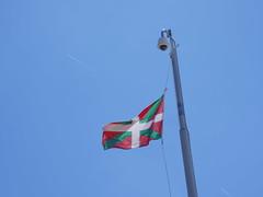 The Basque Flag!