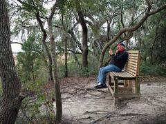 Resting (BunnyHugger) Tags: charleston dorothybkearnspark family letterboxing southcarolina wandoriver