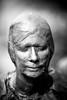 Nasher Sculpture Center (Thomas Hawk) Tags: america dallas georgesegal museum nashersculpturecenter rushhour texas unitedstates unitedstatesofamerica bw sculpture