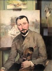 suede show (1) (canecrabe) Tags: juliabeck georgarsenius artiste chien dog portrait suède suédois institut hôteldemarle