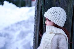 Fleur's Winter (Xaya-Pooh) Tags: fairyland minifee juri08 junipa fairystyle jpopdolls summomo jesmo enchanteddolleyes