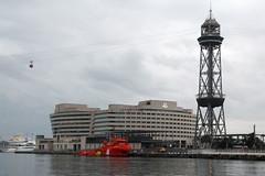 Port De Barcelona (NTG842) Tags: mirador de colón plaça catalunya la rambla port barcelona